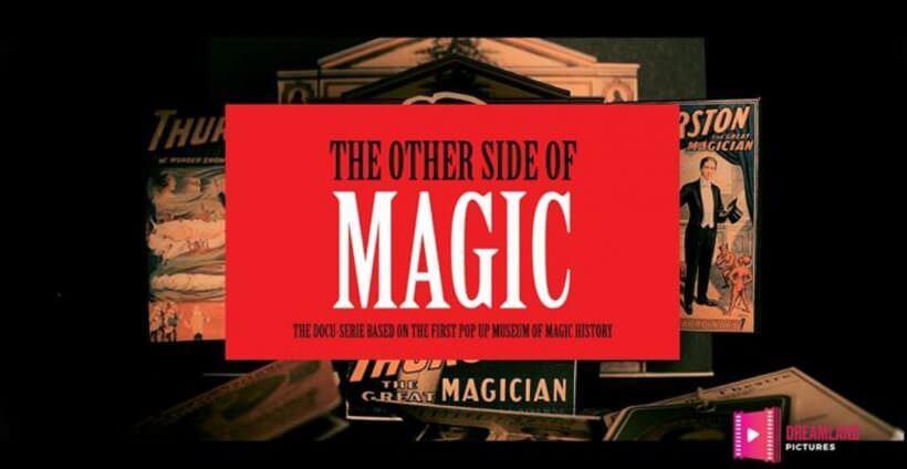"Marc Casellato presenta ""The Other Side of Magic"""