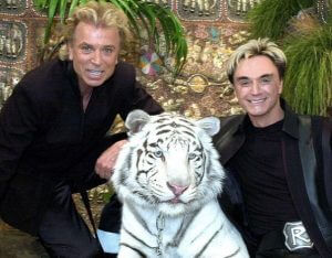 Siegfried Roy Mantecore