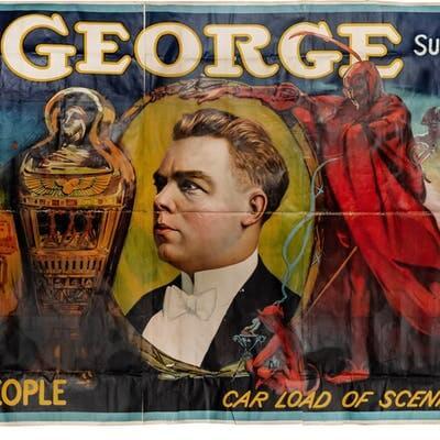 Vincent ci racconta di… George Grover