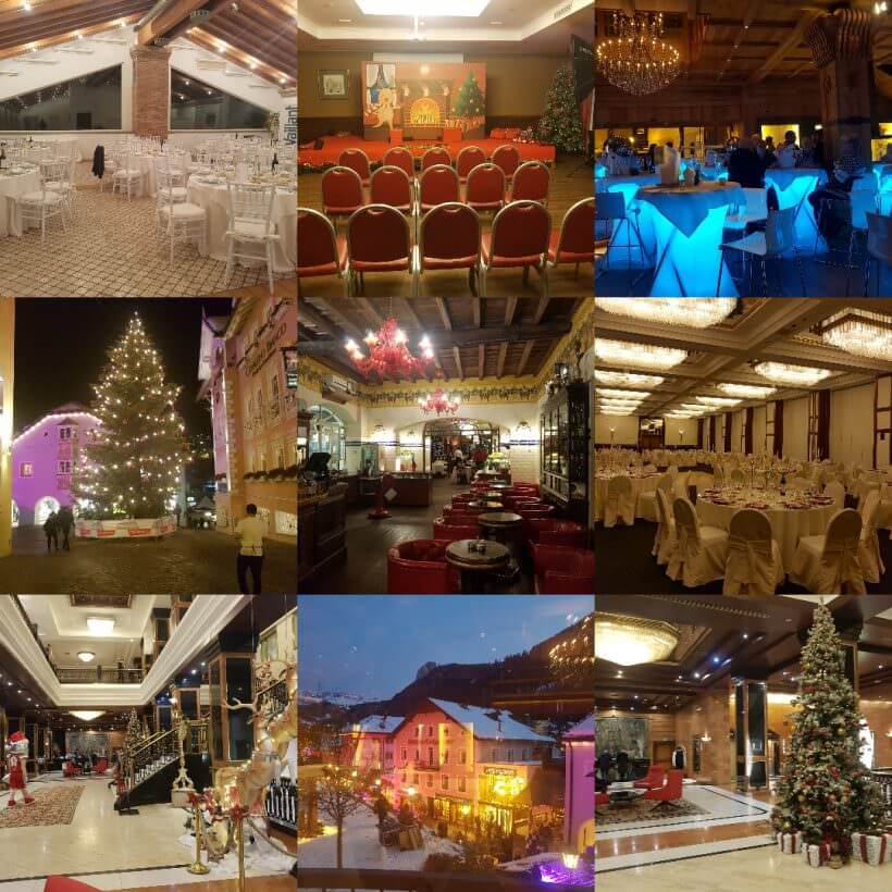 Ringraziamenti ad ogni azienda che ha scelto la magia di Leonardo Carrassi per Natale