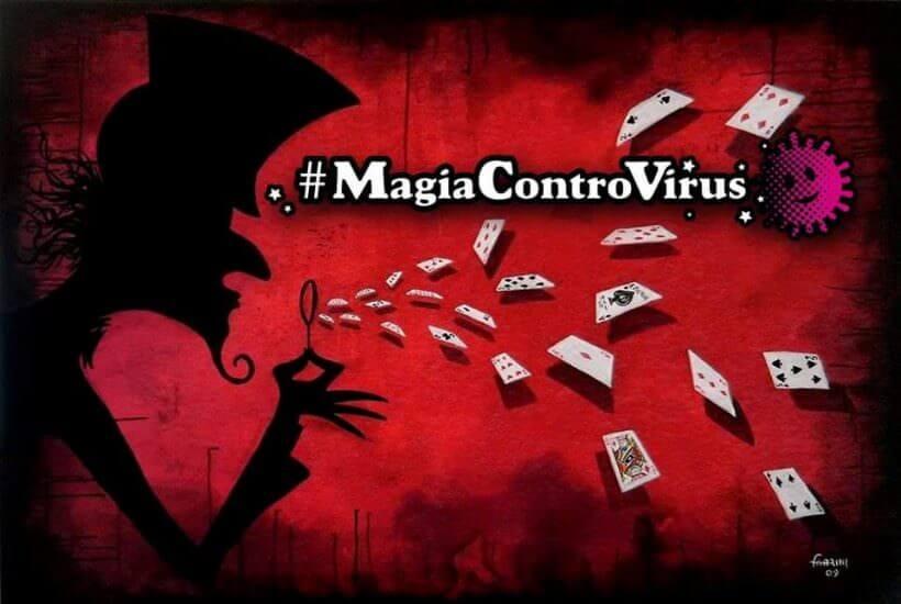 Magia contro Virus
