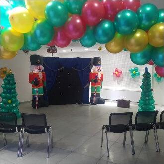 palloncini feste mago