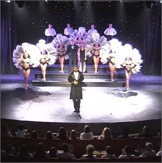 teatro illusione spettacoli mago leonardo leo