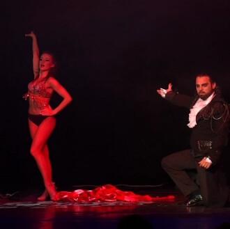 teatro illusionista leonardo