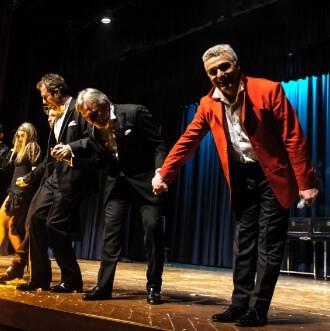 teatro mago illusionista