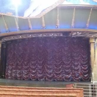 teatro mago prestigiatore